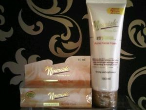 Kosmetik acnes series - Wardah Acne Treatment Gel