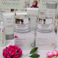 Paket wardah white secret