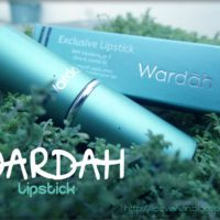 REVIEW Wardah Exclusive Lipstick