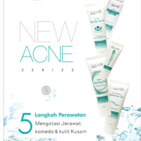 Wardah Acne Series Poster - Wardah Acne Series