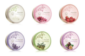 Wardah Body Butter Milk & Pearl 150 ml - Kosmetik Wardah Online
