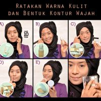 Make Up Tutorial : Wajah Cerah Ala Wardah