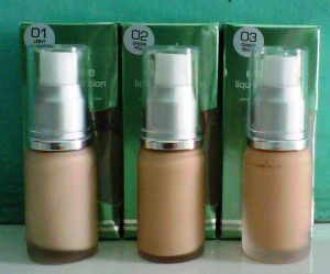 Wardah Cosmetics Acne Series Picture