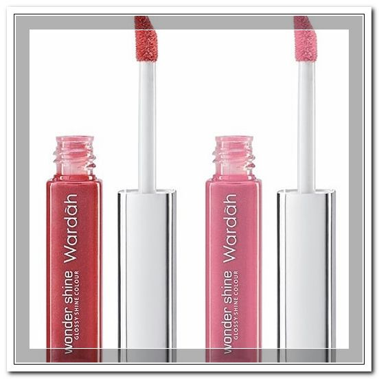 Lipgloss Wardah Wondershine